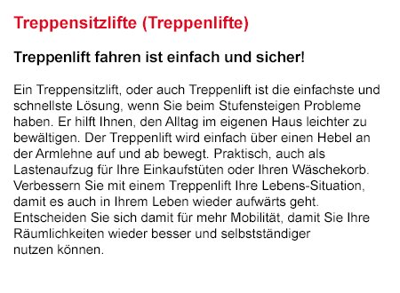 Treppenlift kaufen in  Mintraching